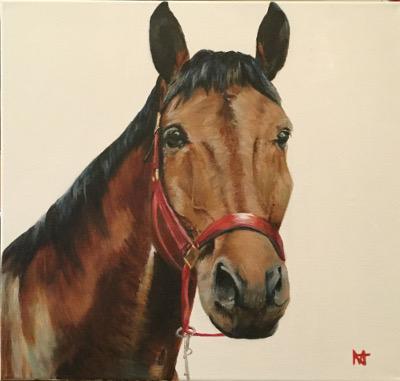 "Horse, ""Fritz"""
