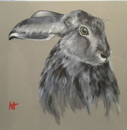 Percy the hare